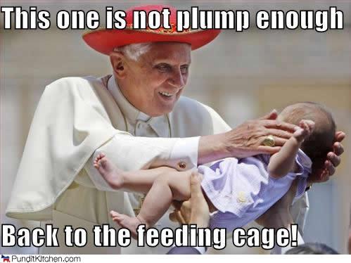 [Image: pope-benedict-baby-feeding-cage.jpg]