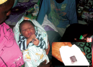 Nigeria Scam News: Baby born with a Quran in his hand