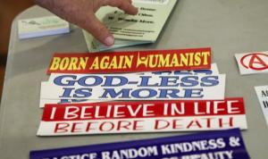 atheistlicenceplate